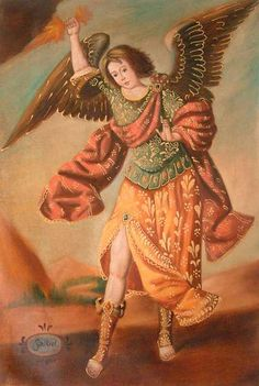 'Archangel Zadkiel' | NOVICA