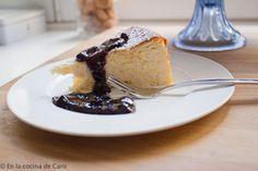 Cheesecake tipo alemana. Reto Alfabeto Dulce | En la cocina de Caro
