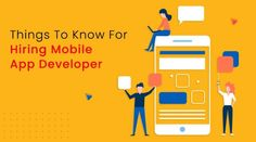 Things to Consider Before Hiring a Mobile App Developer Mobile App Development Companies, Application Development, Mobile Application, Things To Know, Things To Come, Best Apps, Understanding Yourself, People Like, Budgeting