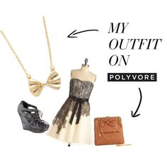 Tied Togrether, created by ashley-nichol-smith on Polyvore
