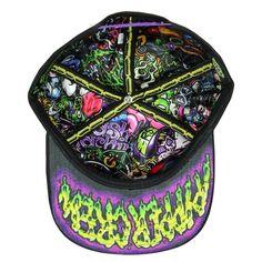 1d3a40030d9 Ripper Seeds V2 Snapback Hat – Grassroots California Snapback Hats