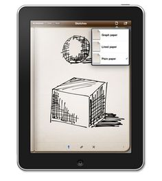 Penultimate, a free iPad app, allows you to use a stylus to handwrite and draw in digital notebooks. Students can drag and drop pages into any order at any time during the outlining process.