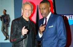 w/ Arsenio Hall