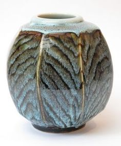 David FRITH, UK.  Love the glaze! Ceramics & Pottery