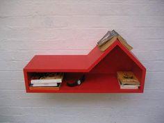 Wall-Mounted Book Shelf – Bookhouse
