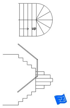 Winder switch staircase. Click through to the website to read about staircase design considerations and lots more on home design. House Layout Plans, House Layouts, House Plans, Types Of Stairs, Halls, House Stairs, Staircase Design, Home Remodeling, Building A House