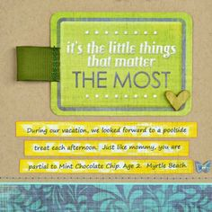 Guest Designer Izzy Anderson | We R Memory Keepers Blog