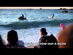 "Teaser -  ""Cascais Surf à Noite"" - Night surfing in Cascais - May 5th @ Carcavelos Beach"
