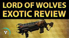 Planet Destiny: Lord of Wolves Exotic Review