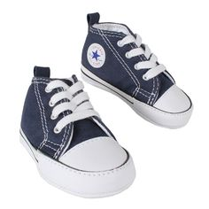 Converse 88865 Baby Chuck First Star Hi Geschenkbox navy