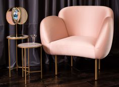 It was hard to miss colour of the moment millennial pink during Milan design week. Here are our picks of the 10 best pink furniture designs on show.