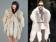 Bustown Modern: Fox Tail Vests