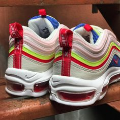 Nike Air Max 97 SE « Panache Pack » Pinterest Air max 97 and Air max