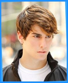Hair Styles For Teen Boys | Curly Wavy Hairstyles Pair This pertaining to Medium Length Hairstyles For Teenage Guys