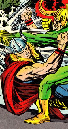 THOR #147 By Jack Kirby
