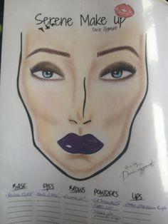 Violet Lips