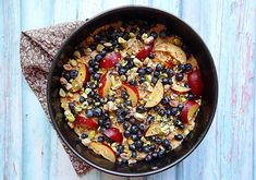 This inspired Eggless Fruit Cake recipe reminds us that it's very possible to have a healthy, tasty and easy vegan fruit cake that looks spectacular too. Healthy Cake Recipes, Sponge Cake Recipes, Best Cake Recipes, Healthy Foods, Eggless Strawberry Cake Recipe, Vegan Fruit Cake, Egg Free Cakes, Cake Recipes Without Eggs, Vegan Yogurt
