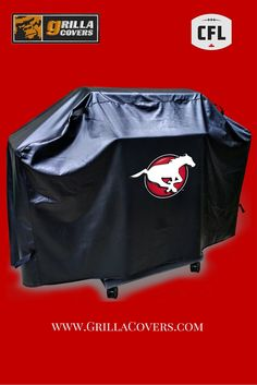 Calgary Stampeders BBQ Cover Bbq Cover, Calgary, Trunks, Swimming, Sweatshirts, Swimwear, Sweaters, Collection, Fashion