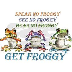 Get Froggy Mug