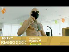 UFC 257 Embedded: Vlog Series - Episode 1 - YouTube