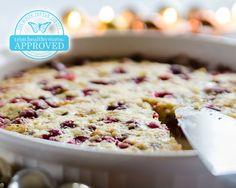 EZine RECIPE: Guilt Gone Cranberry Pie