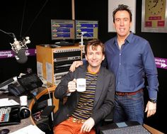 REMINDER: David Tennant To Co Host The Absolute Radio Breakfast Show Tomorrow Morning
