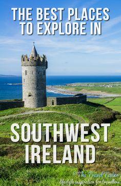 South West Ireland Paddywagon Tour