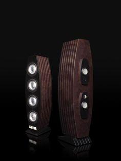 Emme Speakers The Galileo 플래그십 스피커가 만들어 내는 한없이 우아한 소리