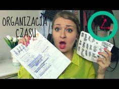 Vlog: Organizacja czasu - triki i porady - YouTube