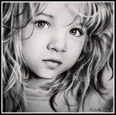Pencil drawing..