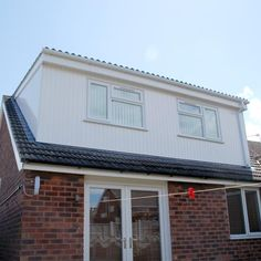 Example of Dormer Roof Loft Conversion, Home Extensions in Cheshire
