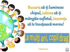 Mesaj de Ziua Copilului Diy And Crafts, Crafts For Kids, Creative Photos, Kids And Parenting, Einstein, Qoutes, Alphabet, Positivity, School