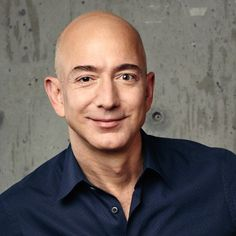 Jeff Bezos, the CEO and Founder of Amazon.com