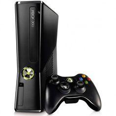 Xbox 360 Slim 250 GB System Bundle