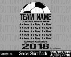 2c91c63dc 44 Delightful Soccer T-Shirt Designs images