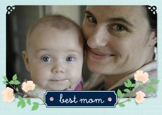 Create custom cards for holidays like Mother's Day with the Martha Stewart CraftStudio app.
