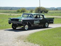 "gassers | One thought on "" 1959 FORD GASSER HOTROD for sale """