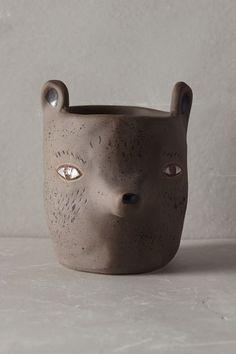 Forest Dweller Garden Pot - anthropologie.eu