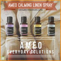 Ameo DIY Calming Linen Spray
