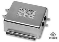 FEHV Filtro serie FEHV alta atenuación chasis de montaje individual (6-30A) doble filtro de fase, especial para inversores individuales de fase de la frecuencia, muy asimétrico.