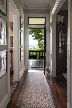 One of my favorite home tours we've run in a long time. This is the historic Kingston, NY home of Hayes Clement, who has one of the best views of the Hudson River I've ever seen. #homes #newyork