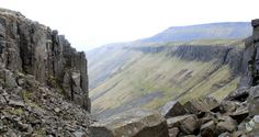 High Cup, high Pennines