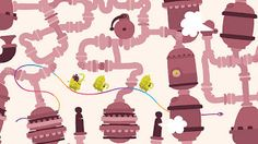 PS4.sx: Hohokum on PS4: First Impressions From Guano Factory Debut Trailer