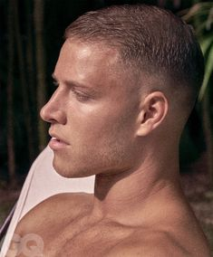 Christian Mccaffrey, Rugby, Gq Usa, Playing Mind Games, Christian Hogue, Nfl, American Football Players, Male Photography, Fantasy Football