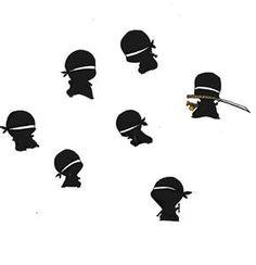 12- Become a ninja