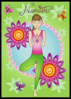 """Namastê representa a crença de que há uma centelha divina dentro de cada um de nós que está localizada no chakra do coração. O gesto é um reconhecimento da alma em uma pela alma em outra. Nama significa arco, como significa que eu, e te significa que você. Portanto, Namastê significa literalmente """"me curvar você"""" ou """"Eu me curvo a você""""."""