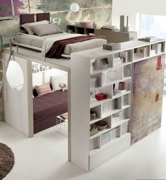 Bedrooms for rent san diego cool beds little girls teenage girl room Cute Bedroom Ideas, Cute Room Decor, Girl Bedroom Designs, Awesome Bedrooms, Cool Room Designs, Bunk Bed Designs, Dream Rooms, Dream Bedroom, Room Decor Bedroom