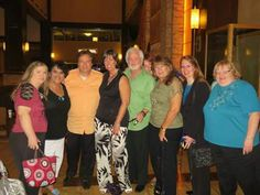 In Kansas with Jimmy and Merrill Osmond and friends