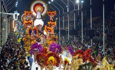 Carnival Celebrations in Argentina #Argentina #Carnivals #Carnaval #Gualeguaychu
