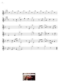Amar pelos dois - Salvador Sobral - Partitura Pag. 2-2